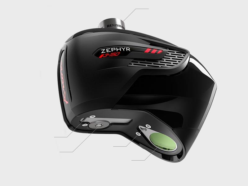 Zephyr III 3D Scanner