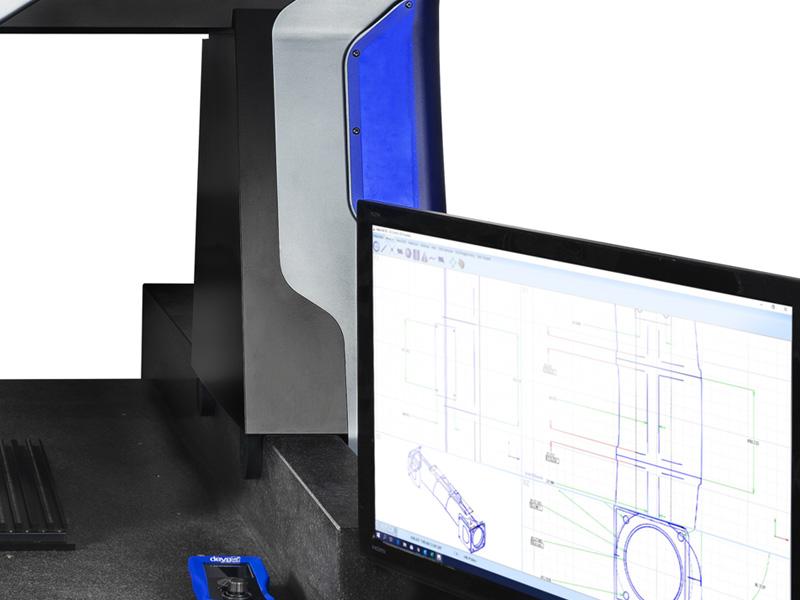 Horizon CNC CMM
